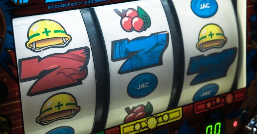 Typer av spilleautomater