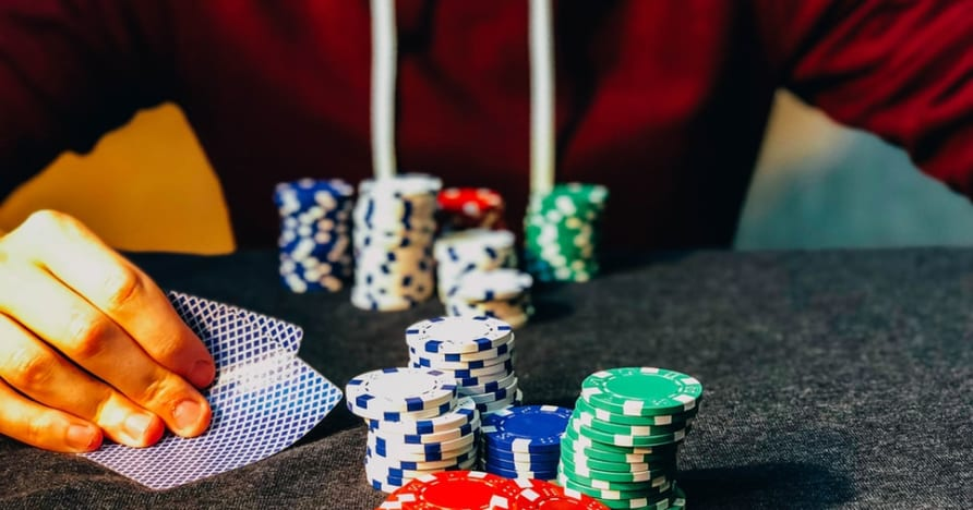Online kasinospill som tilbyr de beste vinnende oddsen