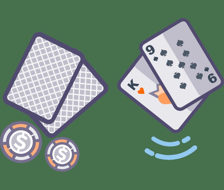 Spill Punto Banco Online -De beste 37 Casino På Nett med høyest utbetaling 2021