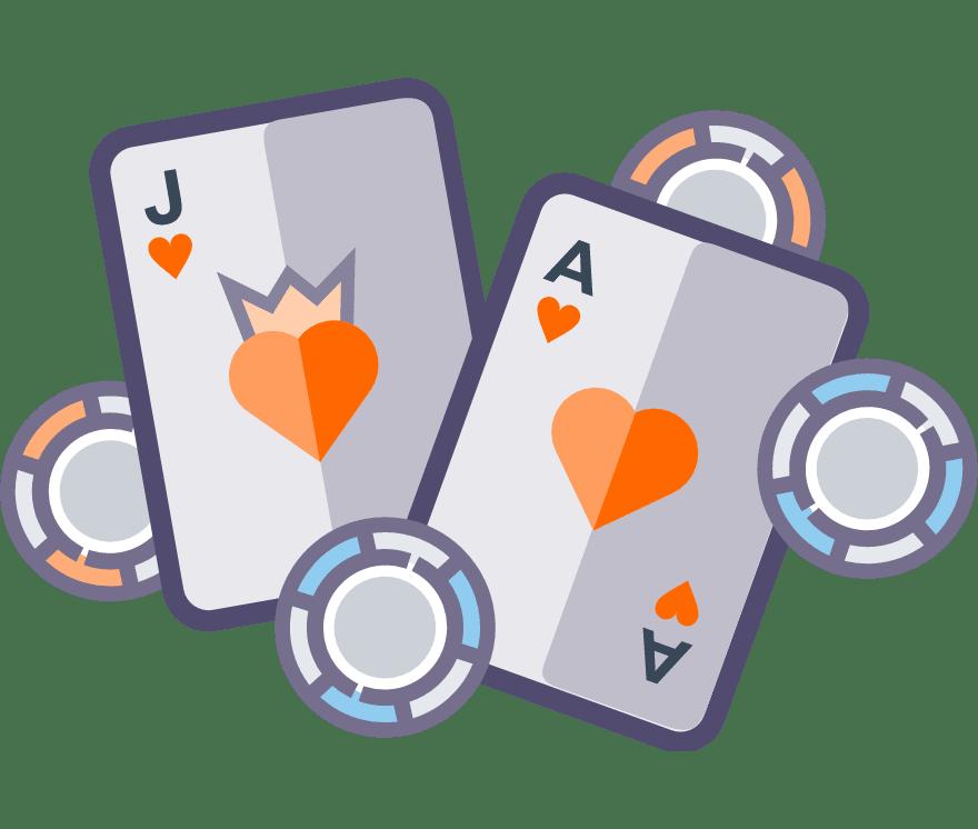 Spill Blackjack Online -De beste 166 Casino På Nett med høyest utbetaling 2021