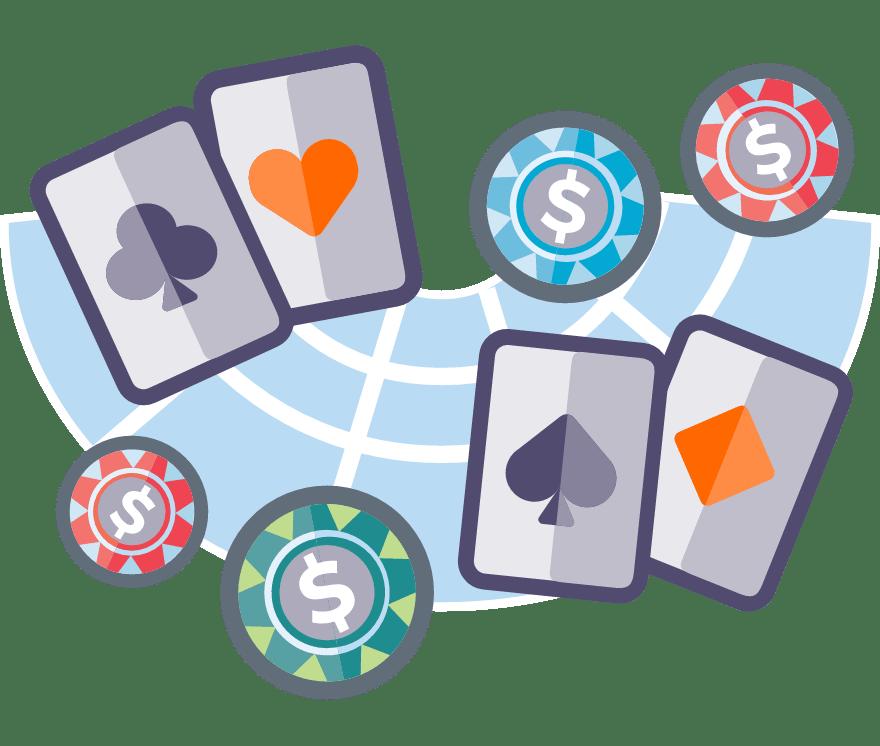Spill Mini Baccarat Online -De beste 22 Casino På Nett med høyest utbetaling 2021