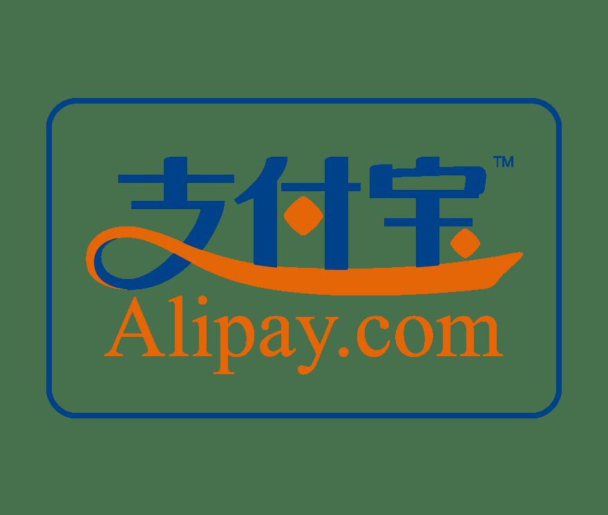 Top  Ali Pay Casino på netts 2021 -Low Fee Deposits