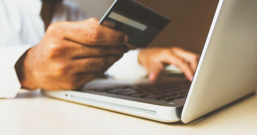 Kredittkortforbudet for spill i Storbritannia