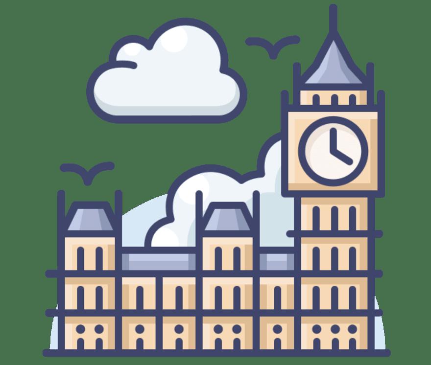 De beste 46 Casino på netts i Storbritannia 2021