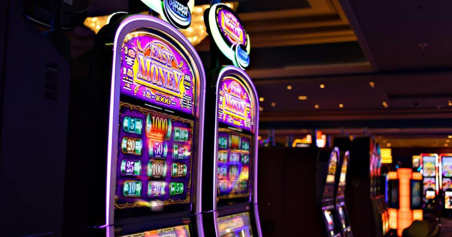 Hvordan Casinos tjene penger Via Spilleautomater