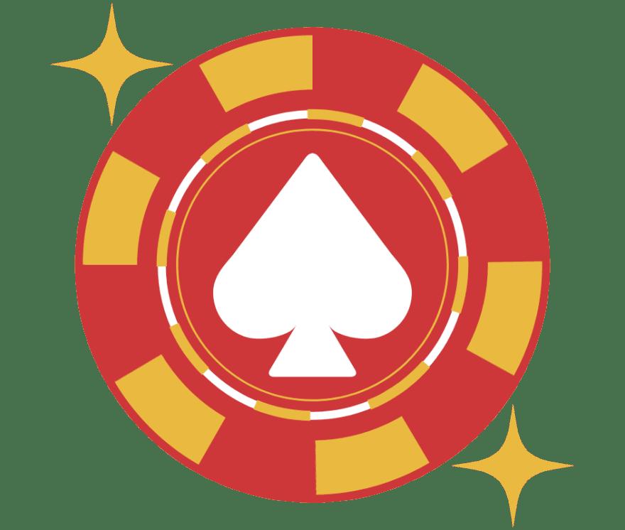 Spill Texas Holdem Online -De beste 45 Casino på nett med høyest utbetaling 2021