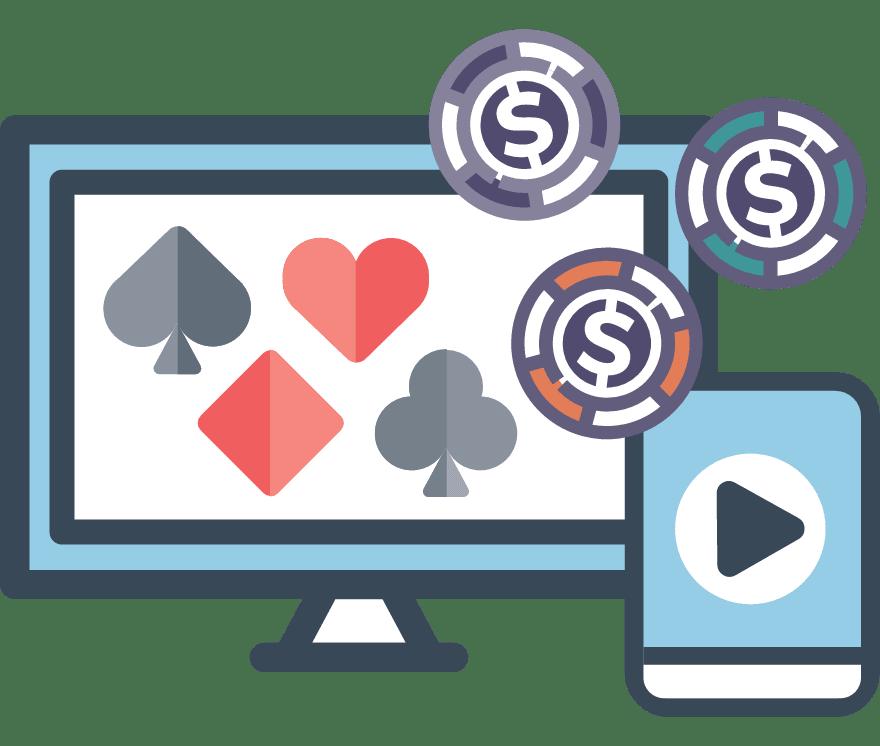 Spill Videopoker Online -De beste 96 Casino På Nett med høyest utbetaling 2021