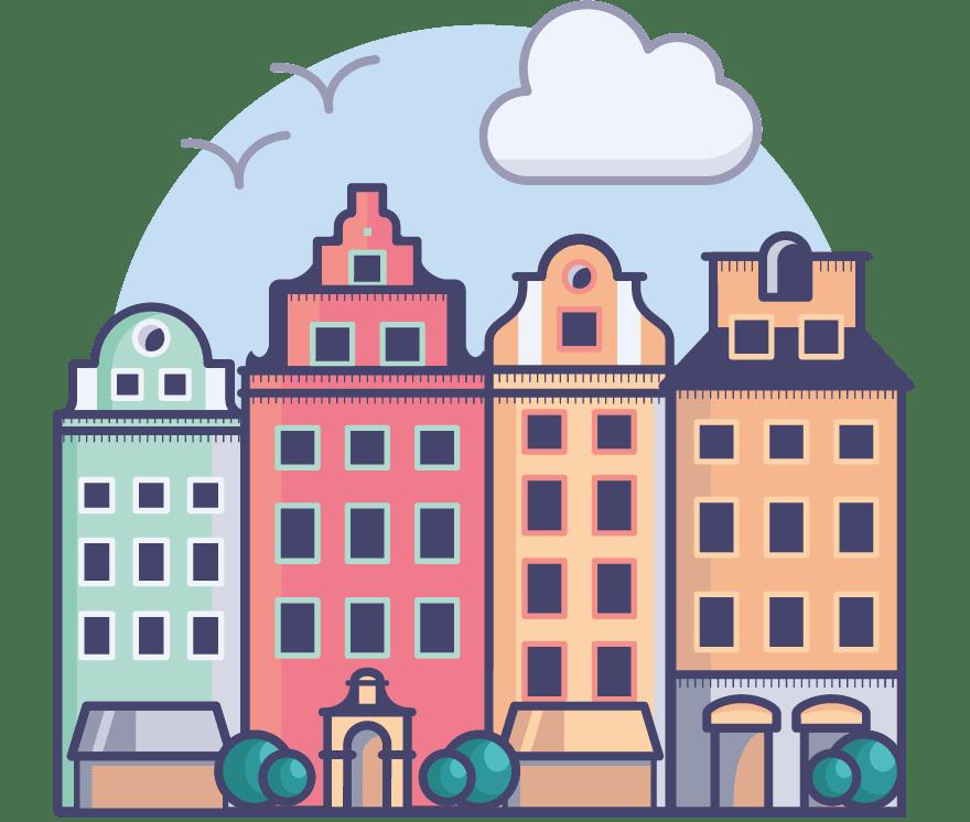 De beste 37 Casino På Netts i Sverige 2021