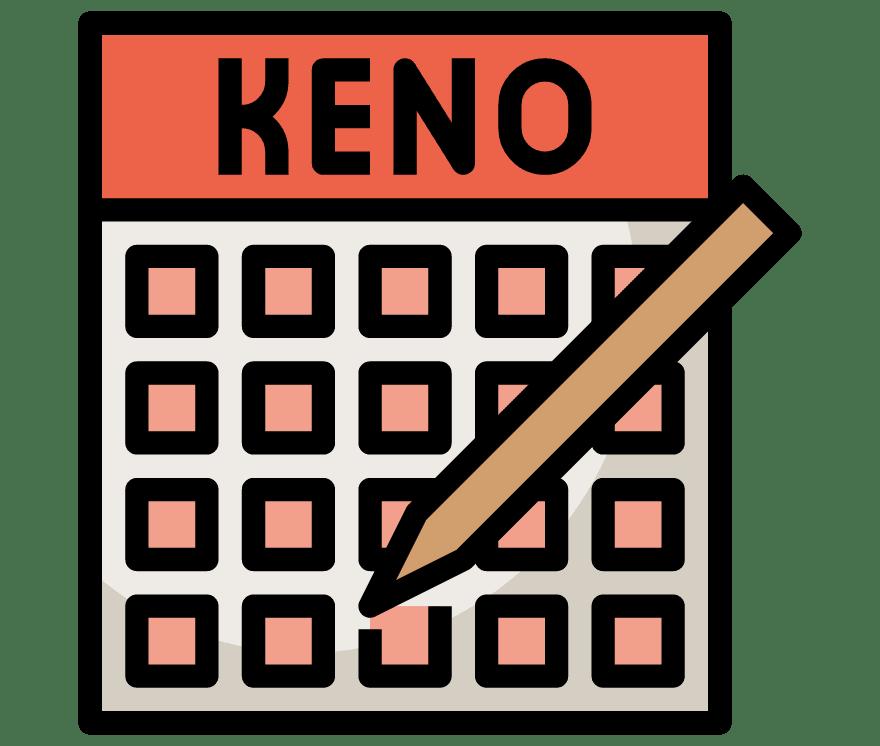 Spill Keno Online -De beste 51 Casino På Nett med høyest utbetaling 2021