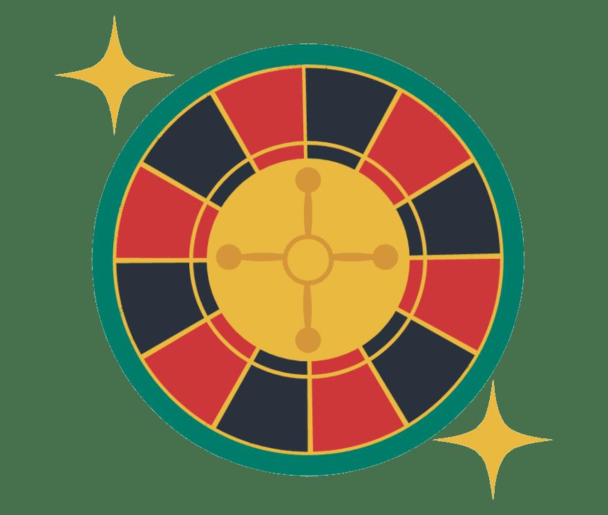 Spill Roulette Online -De beste 150 Casino på nett med høyest utbetaling 2021