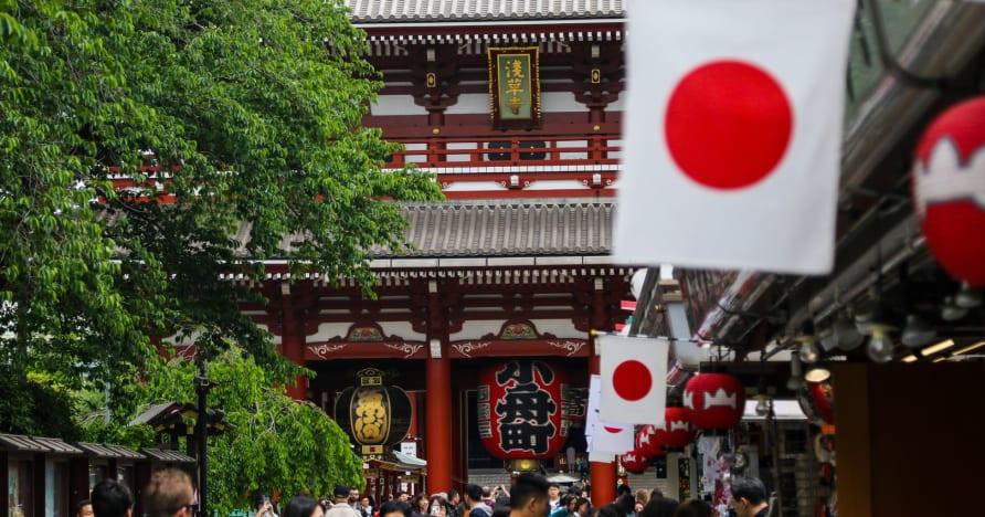 Velge det beste nettcasinoet i Japan