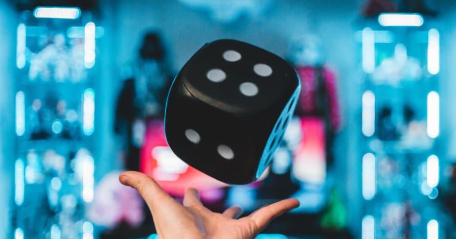 Risikoelementer og huskant i online kasinospill