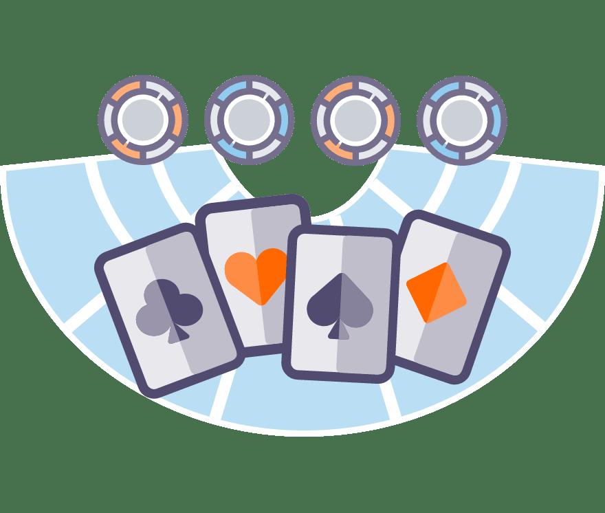 Spill Baccarat Online -De beste 140 Casino På Nett med høyest utbetaling 2021