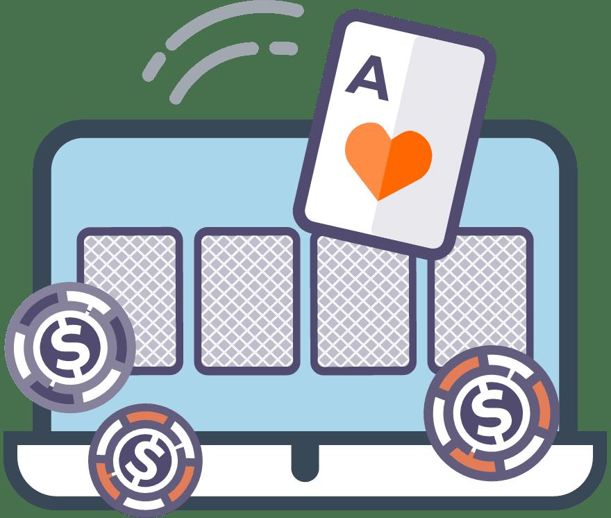 Spill Caribbean Stud Online -De beste 45 Casino På Nett med høyest utbetaling 2021