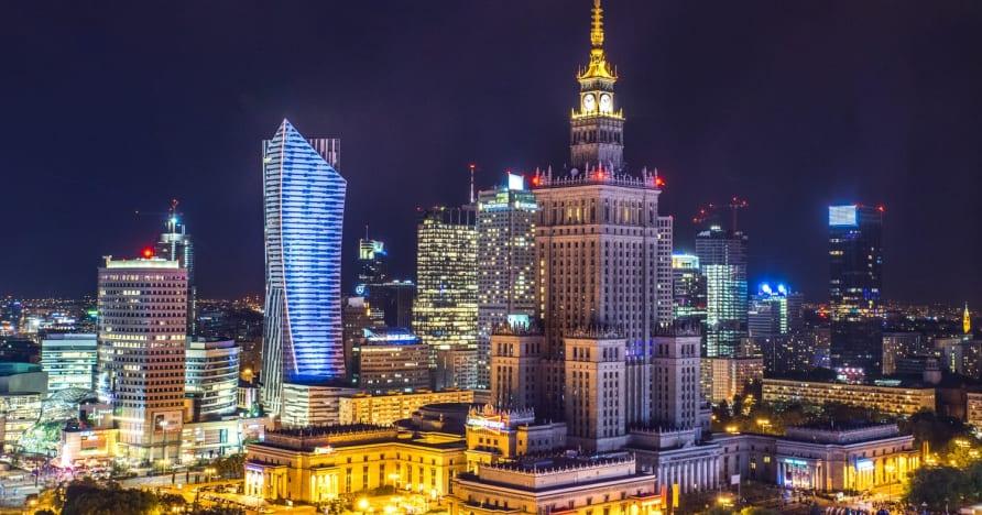 Polens nettcasinoer: Internetspill i Polen