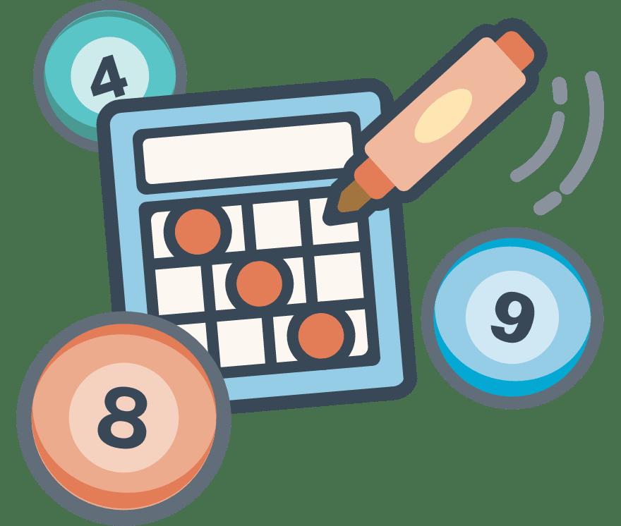 Spill Bingo Online -De beste 67 Casino På Nett med høyest utbetaling 2021